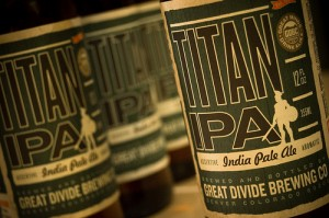 Titan IPA from The Great Divide Brewery, Denver, Colorado